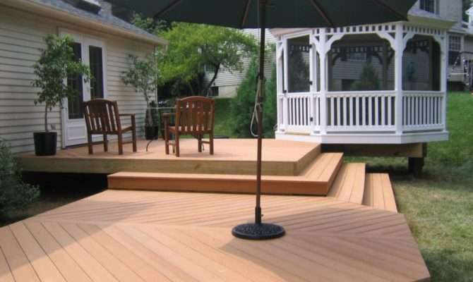 Small Decks Patios Deck Patio Multidao