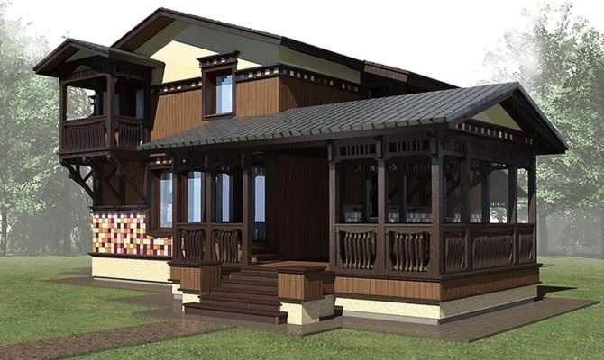 Small Eco House Design Ideas Gosiadesign