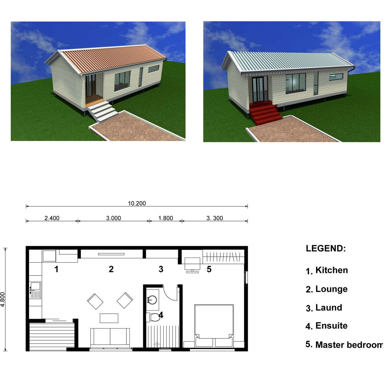 Small Eco House Plans Escortsea