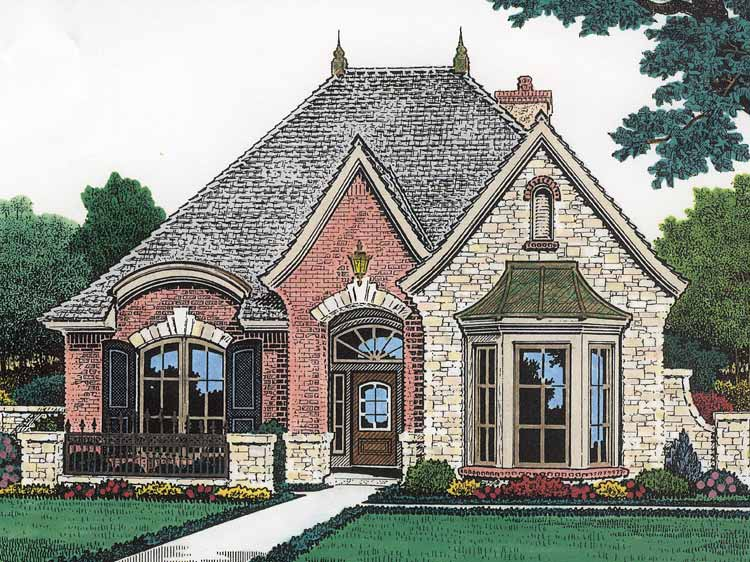 Small French Country House Plans Smalltowndjs
