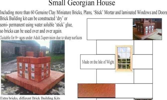 Small Georgian House Building Plans