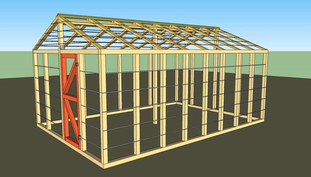 Small Greenhouse Plans Howtospecialist Build