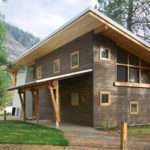 Small Home Ideas Wooden House Architecture Design Cabin