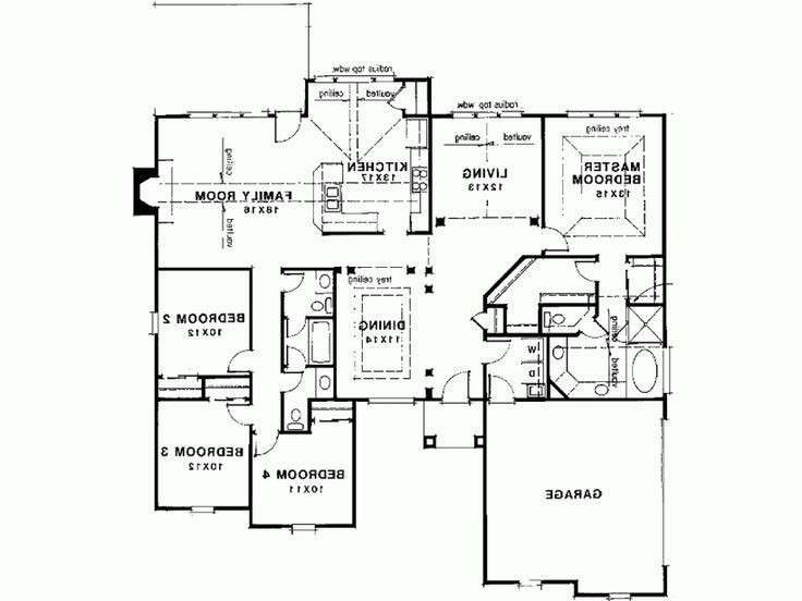 Small Home Plans Seniors New House Floor