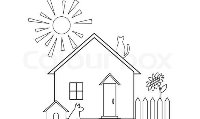 Small House Contours Colourbox