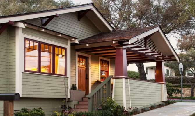Small House Plans Craftsman Bungalow