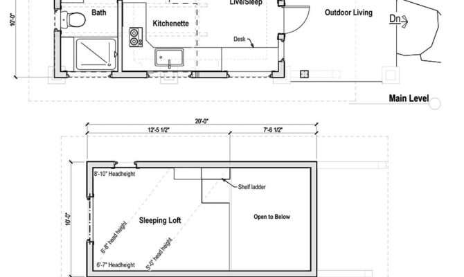 Small House Plans Loft Smalltowndjs