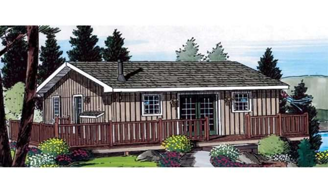 Small House Plans Storybook Cottage
