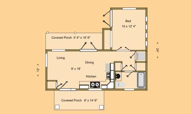 Small House Plans Under Mount Kiska Floor Plan