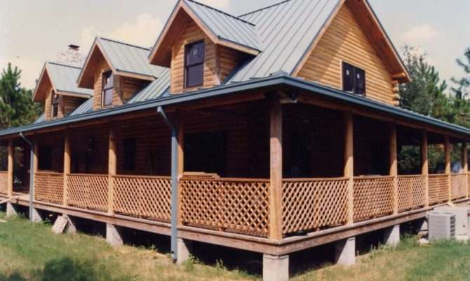 Small House Plans Wrap Around Porch Perfect Convenience