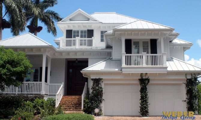Small Key West Style House Plans
