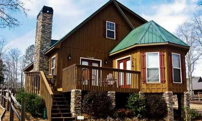 Small Lake House Cabin Vista Homes Pinterest