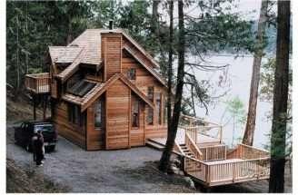 Small Lake House Plans Vectronstudios
