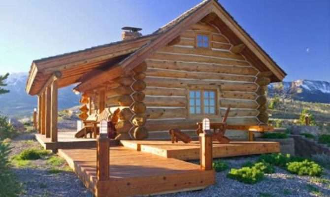 Small Log Home Plans Photos Bestofhouse