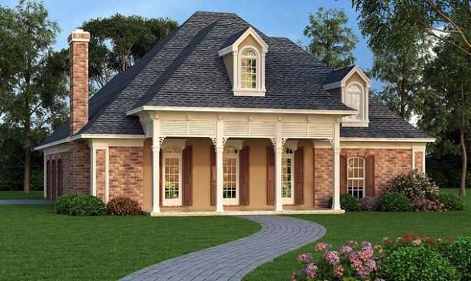 Small Luxury House Plan Home Plans Blog