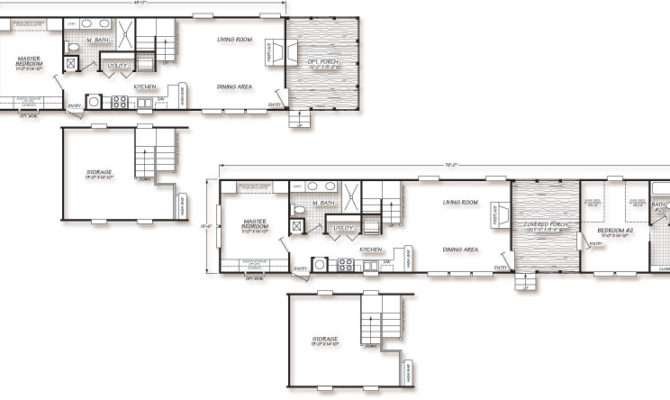 Small Manufactured Homes Floor Plans Plan Bestofhouse