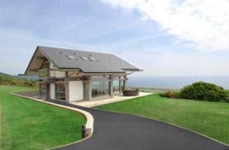 Small Minimalist Cottage Beach House Designrulz