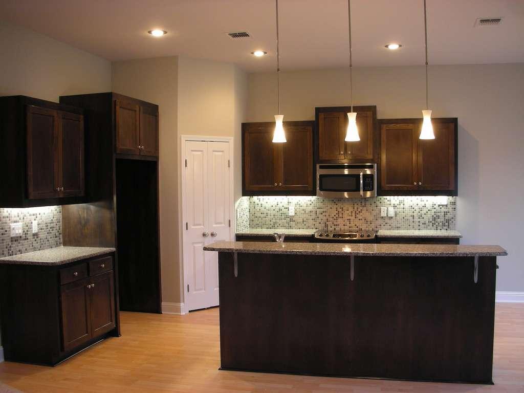 Small Modern Kitchen Interior Design Homes