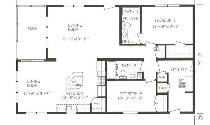 Small Modular Homes Floor Plans Bestofhouse