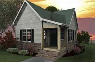 Small Mountain Cabin Plans Top Home Woodworking