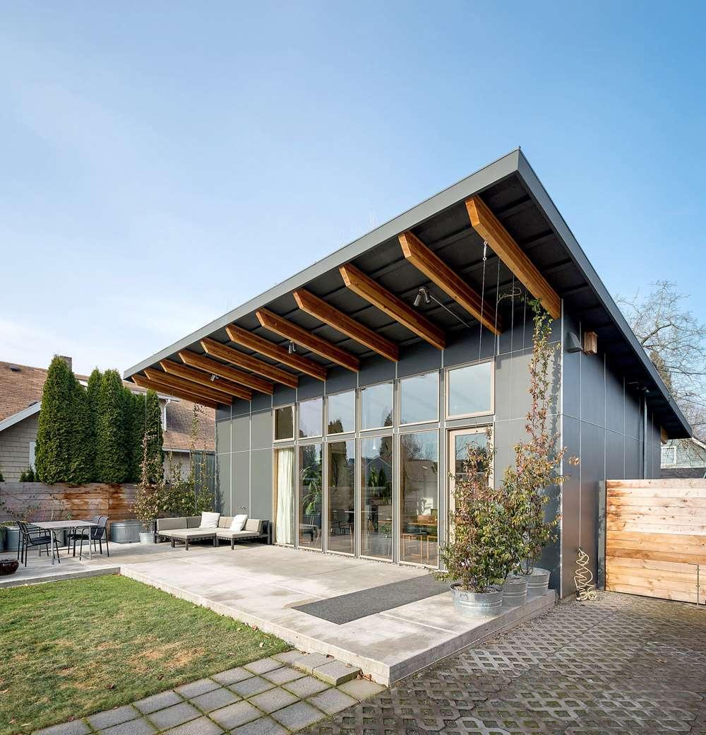 Small Portland Home