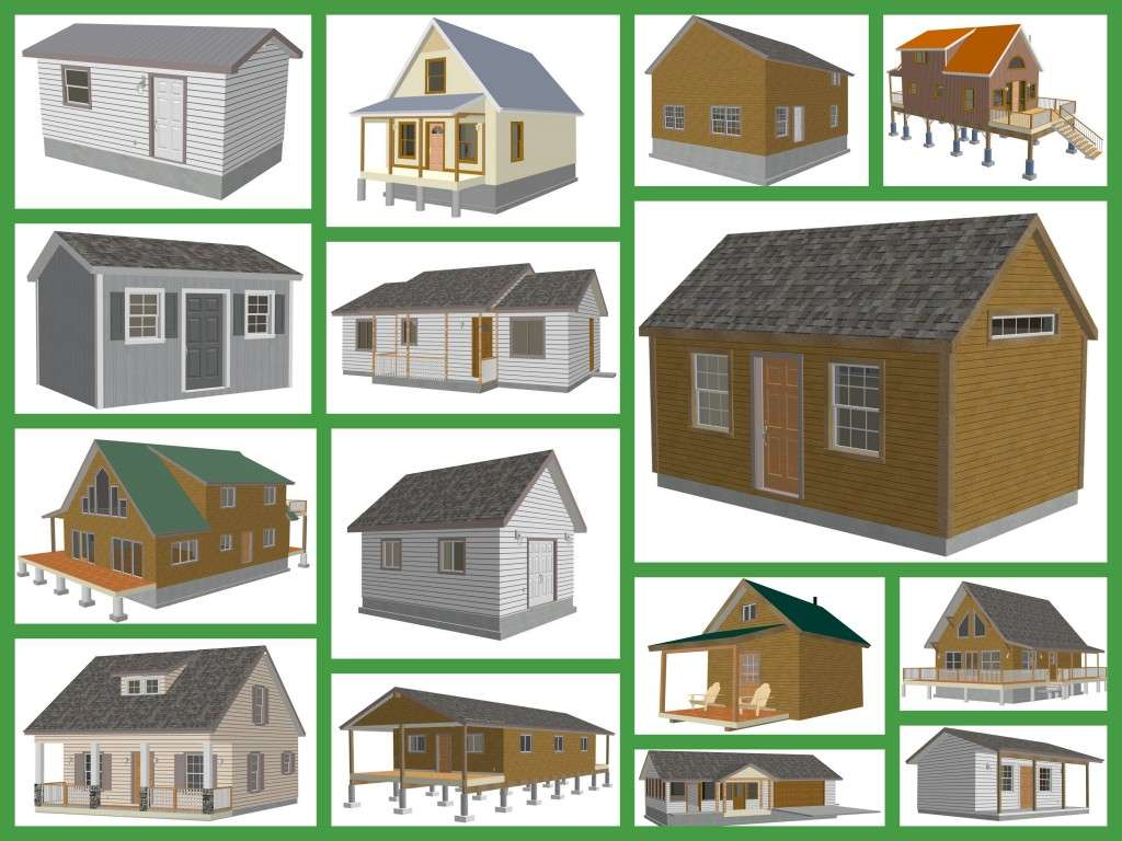 Small Shed Plans Diy Kit All Need Build Your