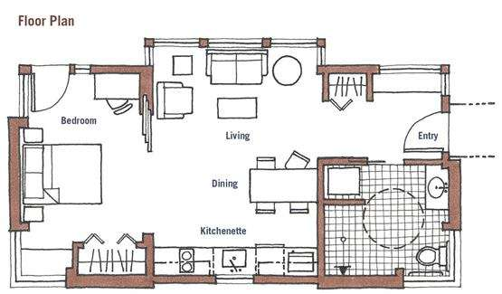 Small Space Accessibility Accessible Homes