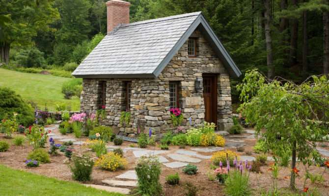 Small Stone Cottage New Hampshire