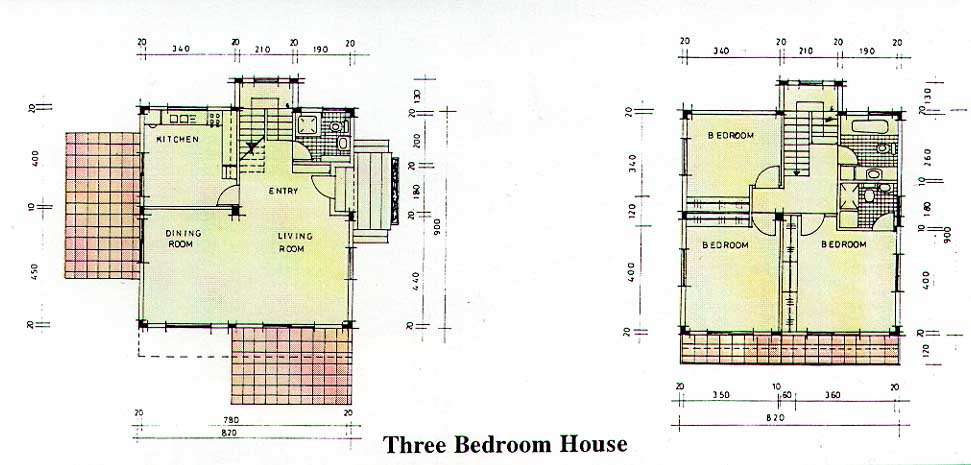 Small Three Bedroom House Plans South Shore Newbury Kids White Twin