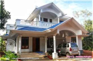 Small Villa Thrissur Kerala