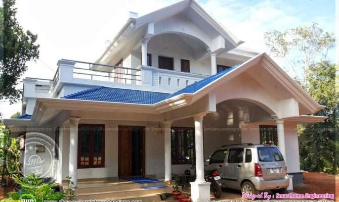 Small Villa Thrissur Kerala
