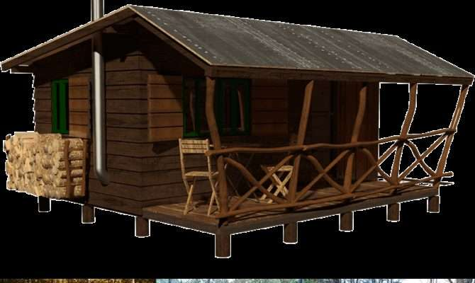 Small Wooden House Plans Micro Homes Floor Cabin