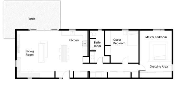 Smart Box House Plans Silvia Custom Builders