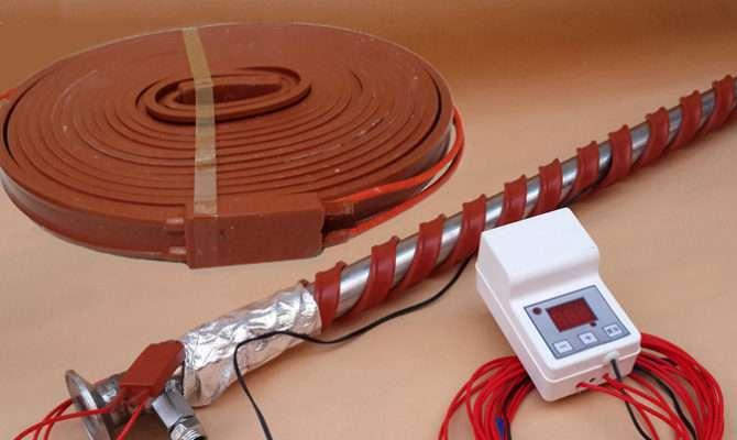 Smartclima Water Pipe Warm Heater