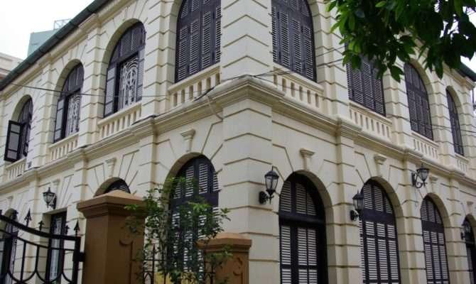 Smorgasbord Styles Vietnamese Architecture Going