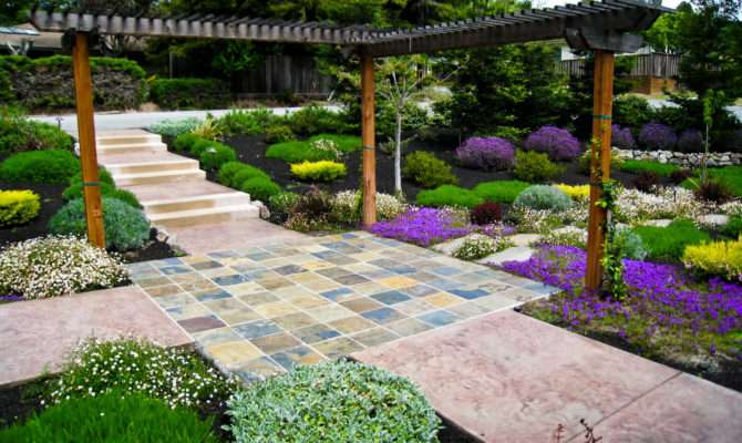 Softscape Stone Pathways Liedstrand Landscaping