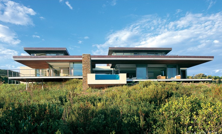 South African Firm Designs Spaces Modern Airy