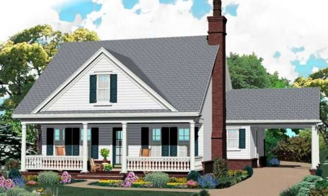 Southern Cottage Style House Plans Quotes