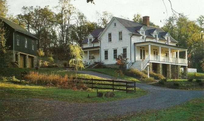 Southern Farmhouse Farmhouses Pinterest