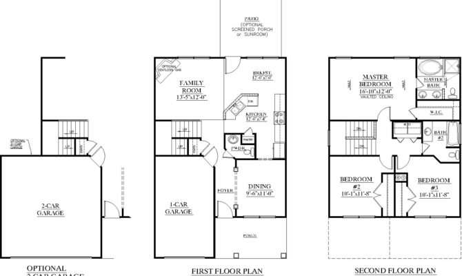 Southern Heritage Home Designs House Plan
