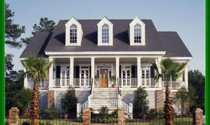 Southern Home Plans Designs Homes Floor
