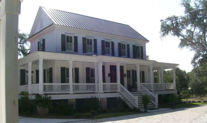 Southern Home Plans Plantation Style Wrap Around Porch