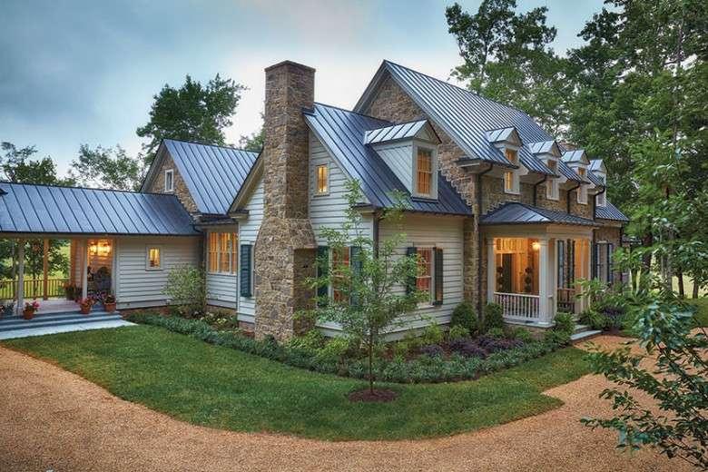 Southern Living Floor Plans Farmhouse Revival Plan