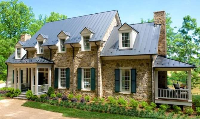 Southern Living Magazine Idea House Farmhouse