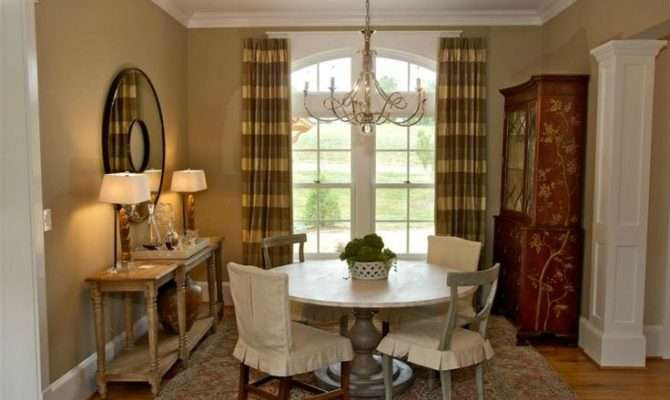Southern Living Showcase Home Dining Rooms Pinterest