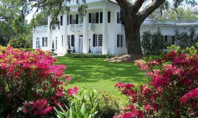 Southern Mansions Orton Mansion Winnabow North Carolina Lisazenn
