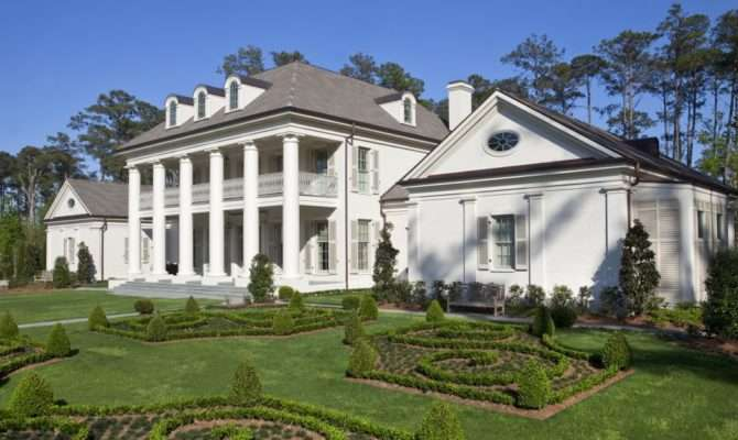 Southern Plantation Guest House Houses Pinterest