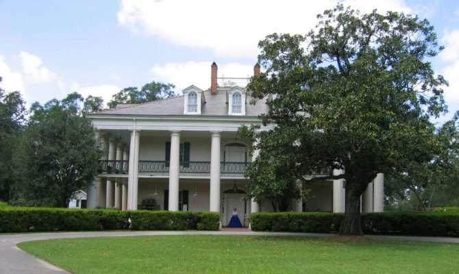 Southern Plantation Homes Pinterest