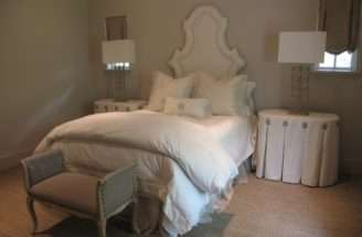 Southern Style Showhouse Bedroom Pinterest