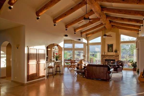 Southwest House Plans Floor Tucson Arizona